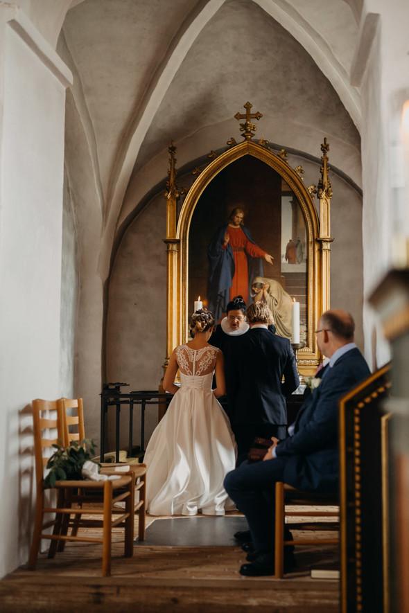 Атмосферная датская свадьба - фото №83