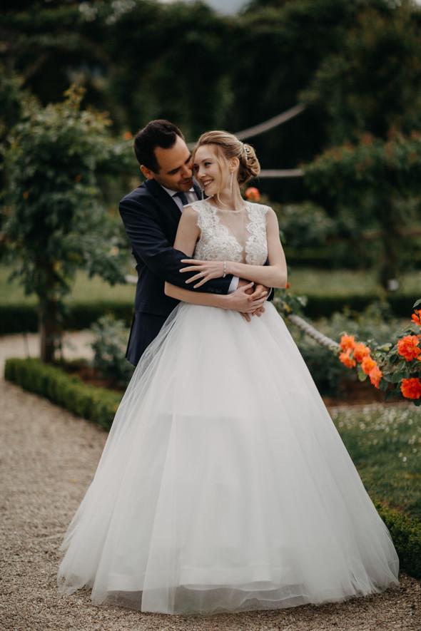 Уютная французская свадьба - фото №57