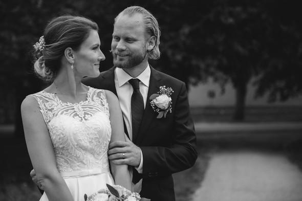 Атмосферная датская свадьба - фото №99