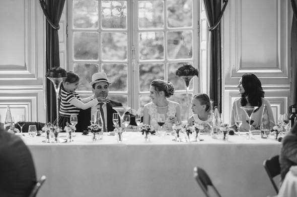Уютная французская свадьба - фото №100
