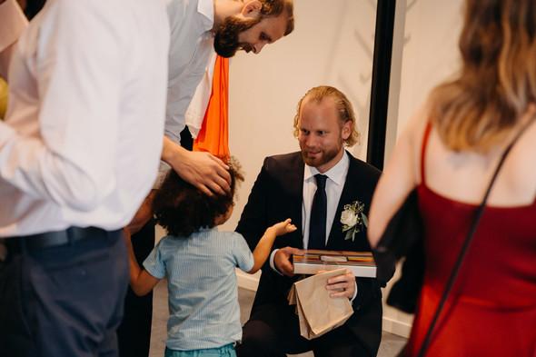 Атмосферная датская свадьба - фото №124