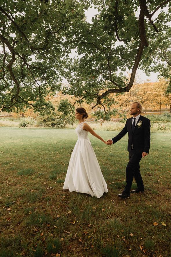 Атмосферная датская свадьба - фото №102