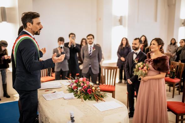 Уютная свадьба в Салерно - фото №18