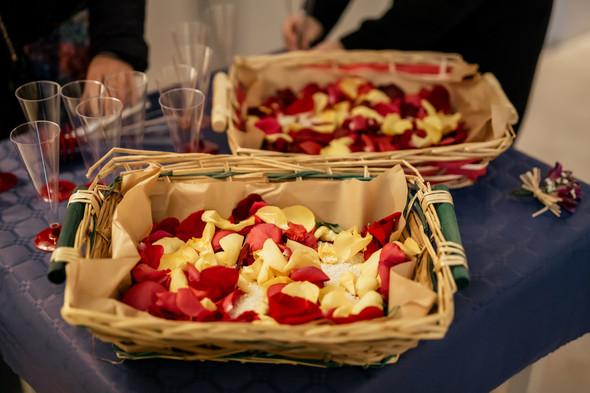 Уютная свадьба в Салерно - фото №3