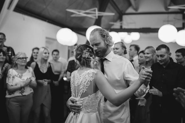 Атмосферная датская свадьба - фото №183