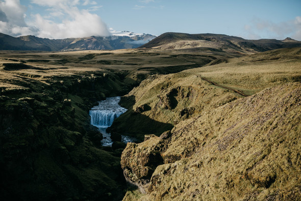 Послесвадебные приключения в Исландии - фото №58