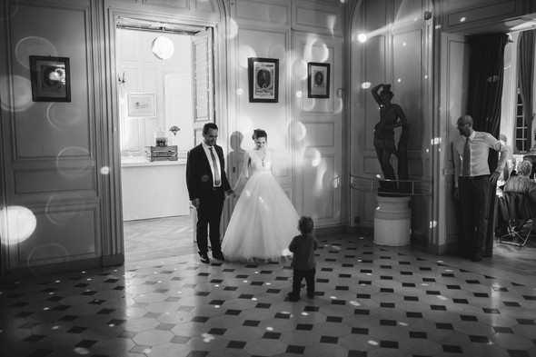 Уютная французская свадьба - фото №136