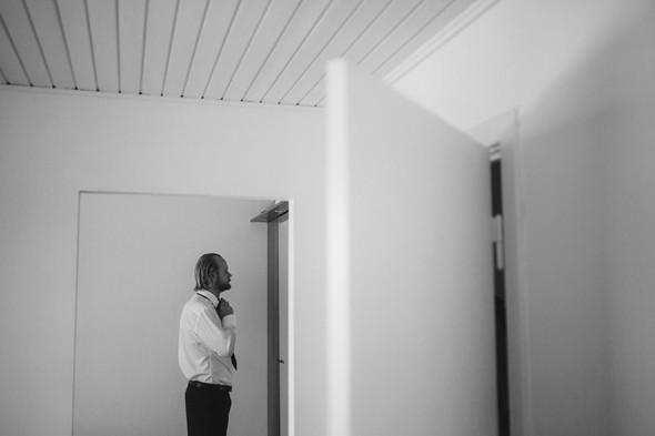 Атмосферная датская свадьба - фото №8