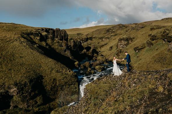Послесвадебные приключения в Исландии - фото №54