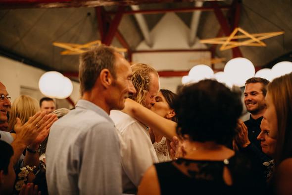 Атмосферная датская свадьба - фото №184