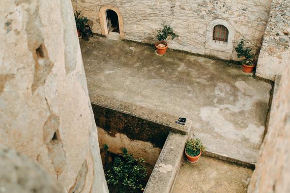 Позитивная семейная свадьба в Италии - фото №9