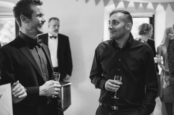 Атмосферная датская свадьба - фото №125