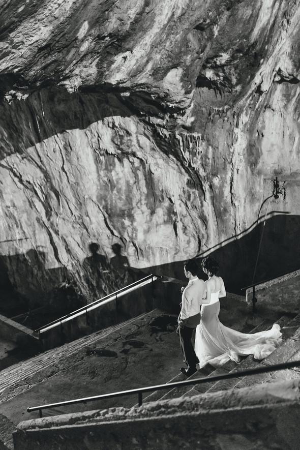 Позитивная семейная свадьба в Италии - фото №107