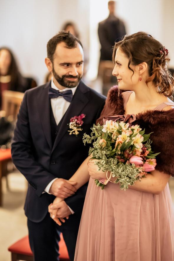 Уютная свадьба в Салерно - фото №34