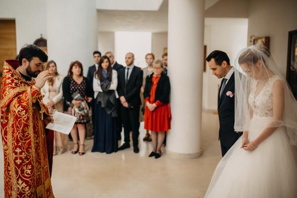 Уютная французская свадьба - фото №15