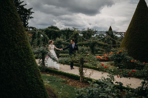 Уютная французская свадьба - фото №56