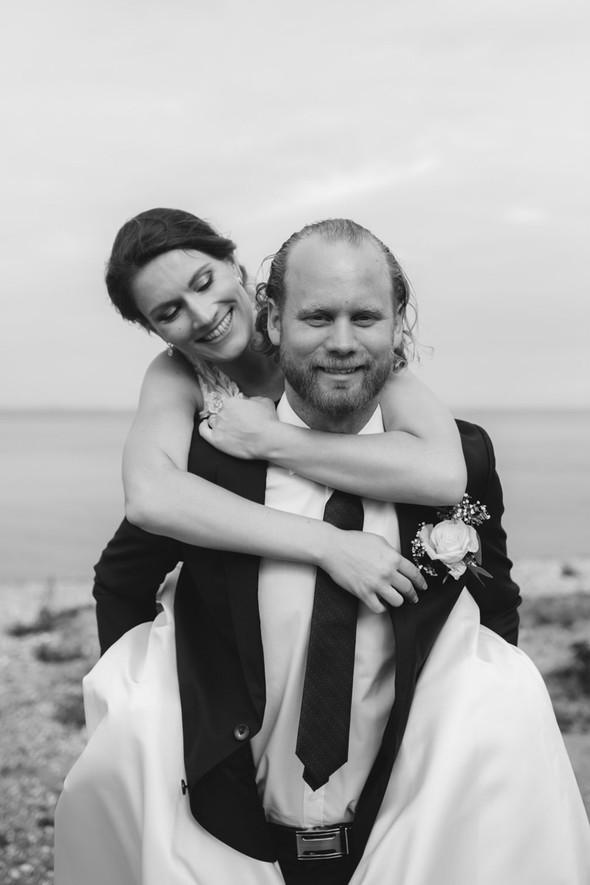 Атмосферная датская свадьба - фото №108