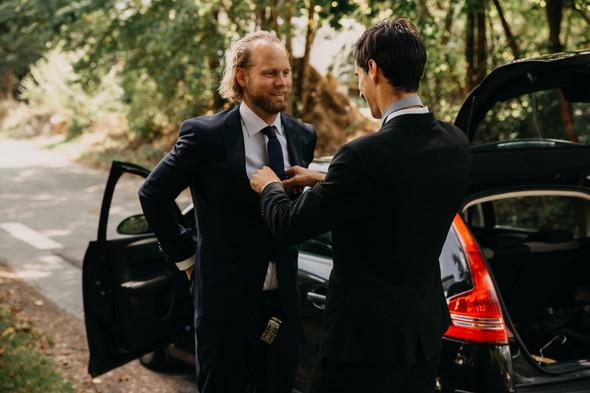 Атмосферная датская свадьба - фото №26