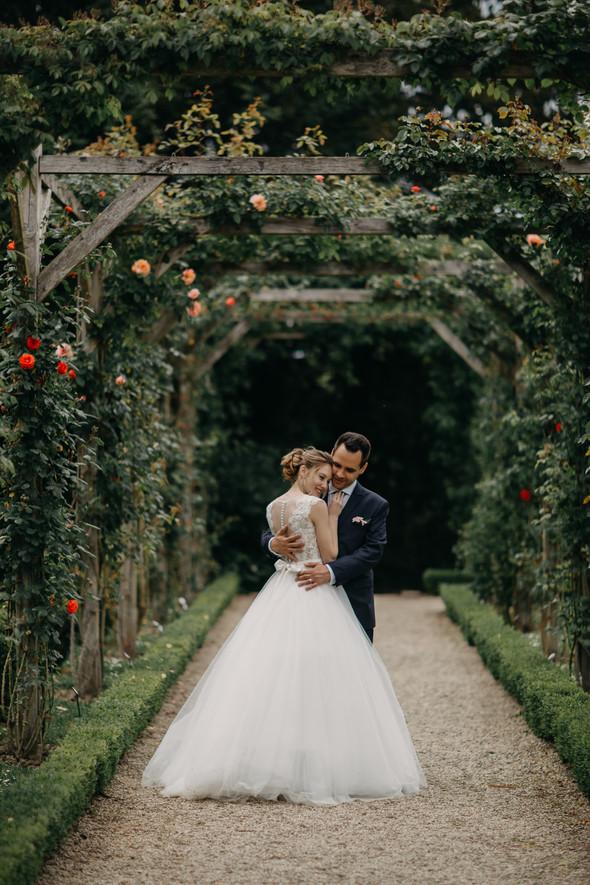 Уютная французская свадьба - фото №54