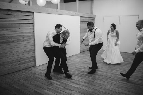 Атмосферная датская свадьба - фото №157