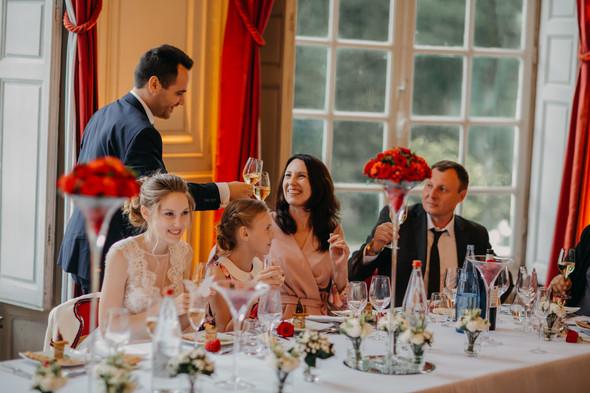 Уютная французская свадьба - фото №94