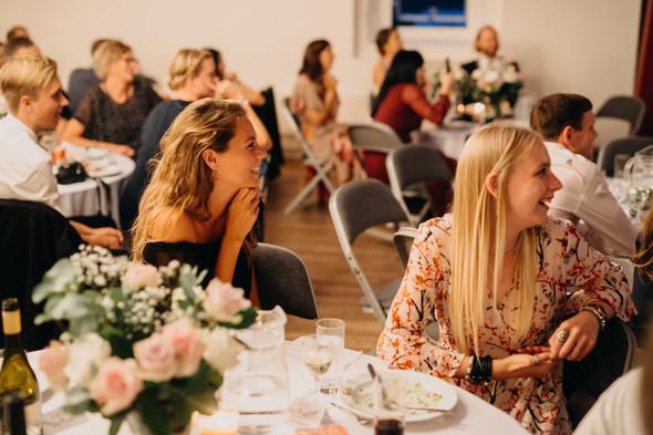 Атмосферная датская свадьба - фото №142