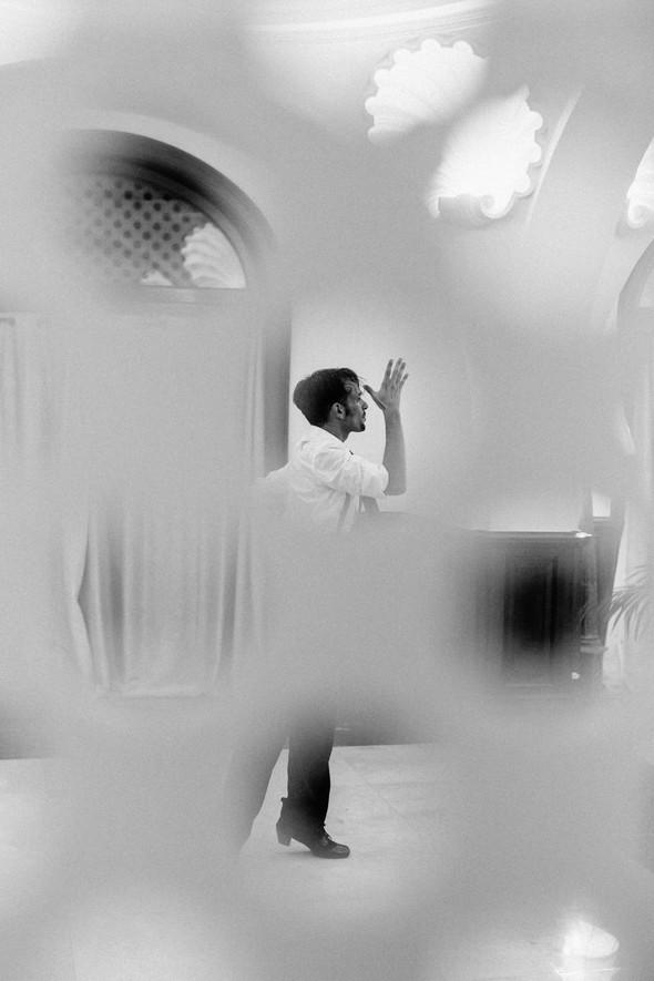 Красивая испанская свадьба на побережье - фото №107