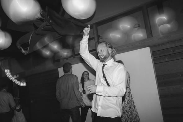 Атмосферная датская свадьба - фото №160