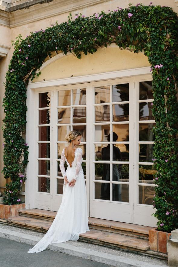 Испанская семейная свадьба на вилле недалеко от Барселоны - фото №61