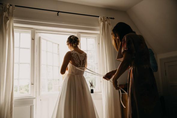 Атмосферная датская свадьба - фото №50
