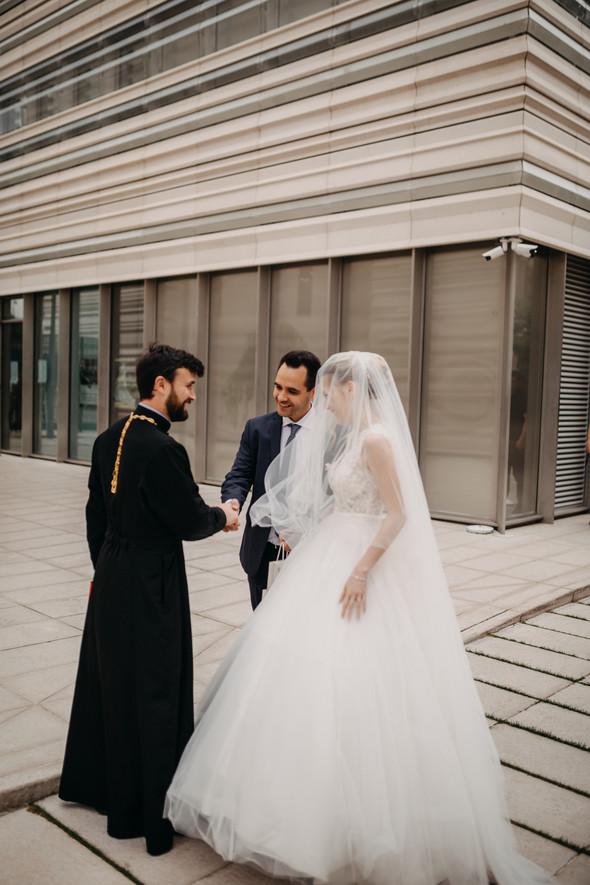 Уютная французская свадьба - фото №4