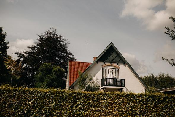 Атмосферная датская свадьба - фото №35