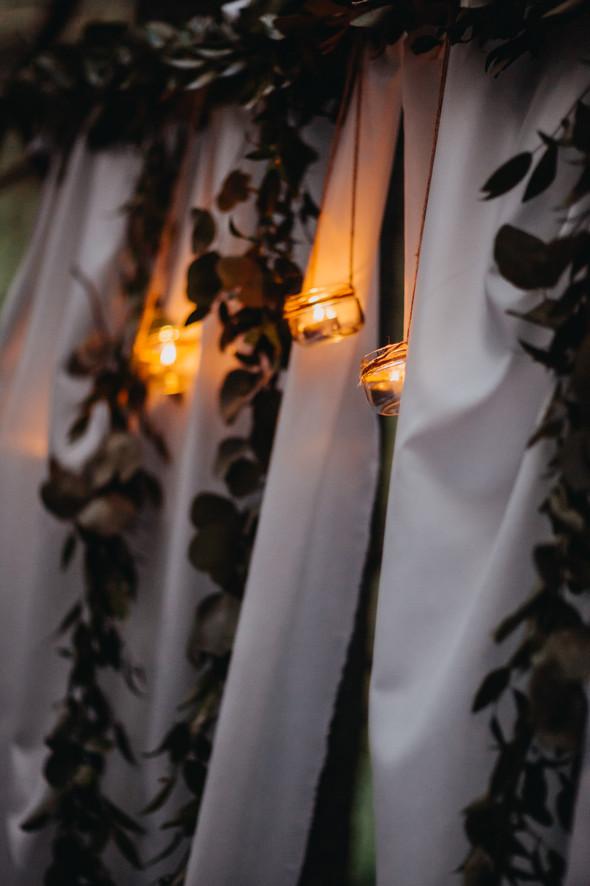 Лесная свадьба в Карпатах - фото №68