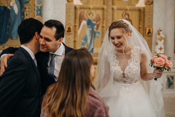 Уютная французская свадьба - фото №39