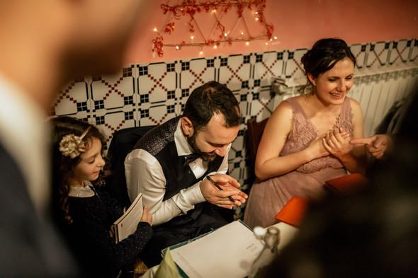 Уютная свадьба в Салерно - фото №147