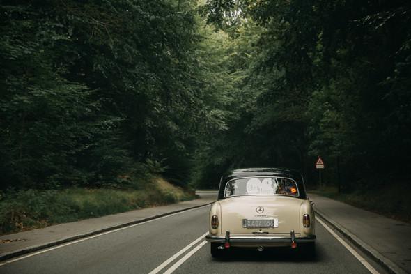 Атмосферная датская свадьба - фото №104