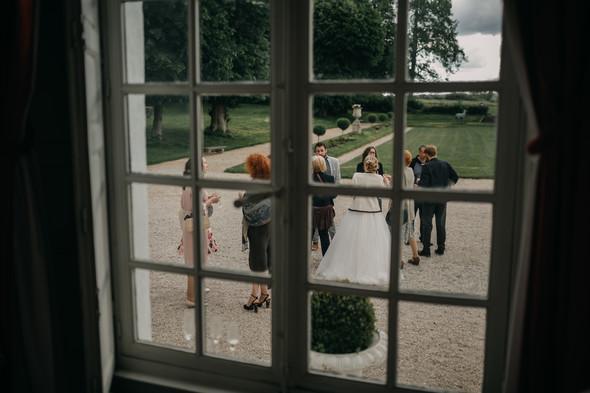 Уютная французская свадьба - фото №68