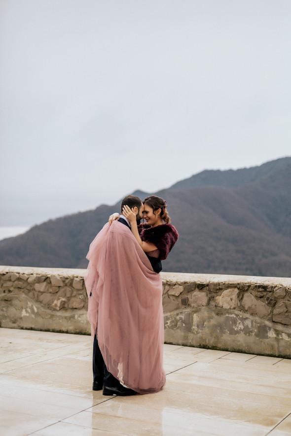 Уютная свадьба в Салерно - фото №63