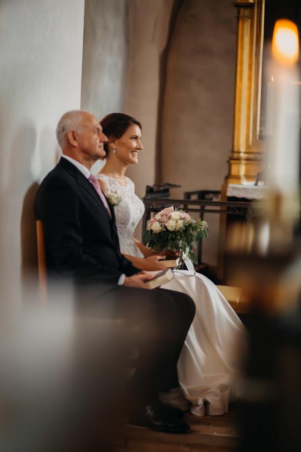 Атмосферная датская свадьба - фото №75