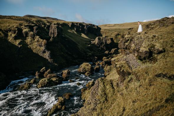 Послесвадебные приключения в Исландии - фото №57