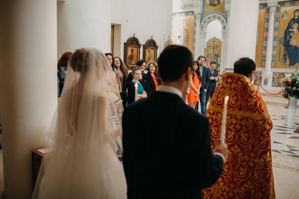 Уютная французская свадьба - фото №20