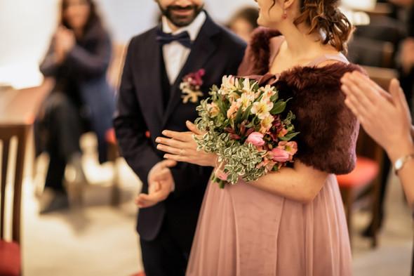Уютная свадьба в Салерно - фото №33