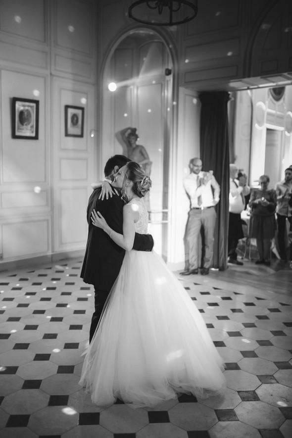 Уютная французская свадьба - фото №140