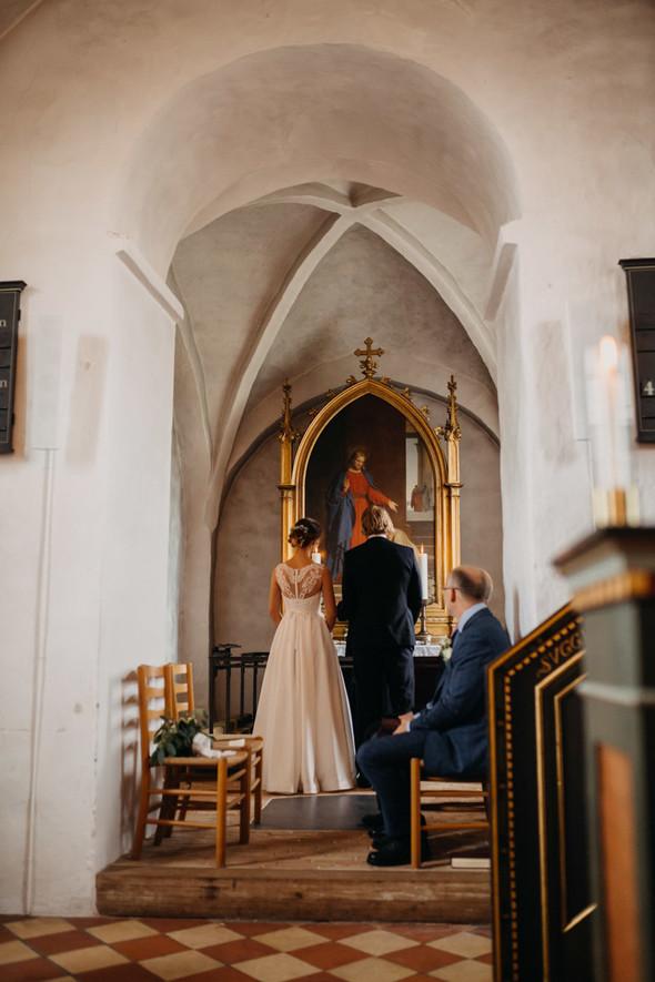 Атмосферная датская свадьба - фото №77