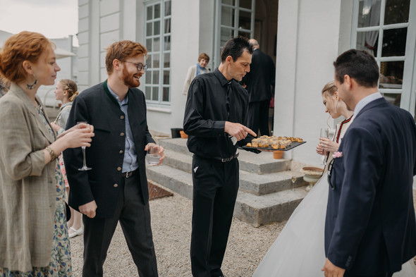 Уютная французская свадьба - фото №71