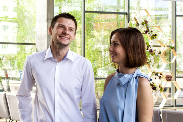 Ира и Женя - фото №2