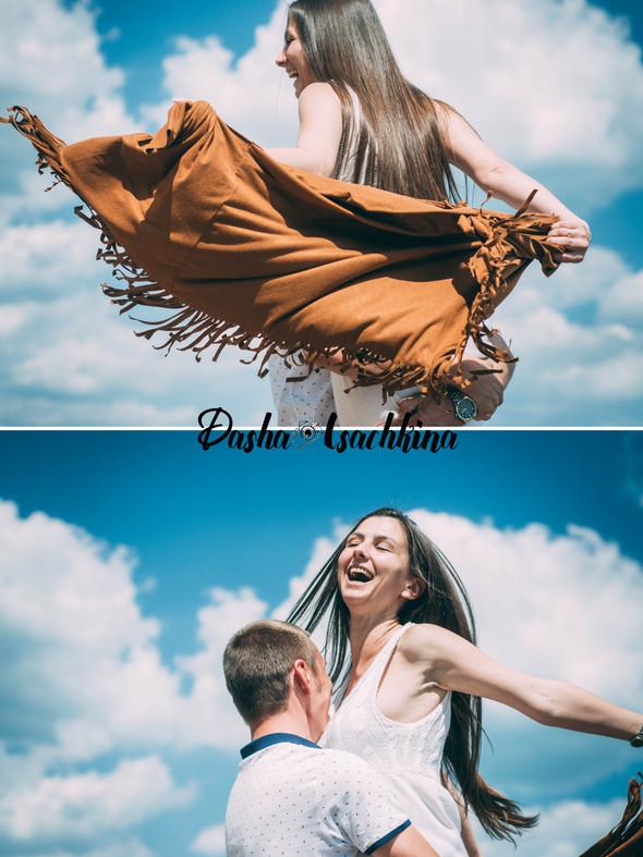 Lovestory Юра + Оля - фото №5