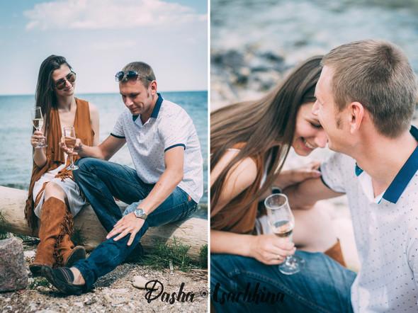 Lovestory Юра + Оля - фото №8