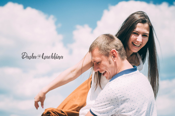 Lovestory Юра + Оля - фото №6