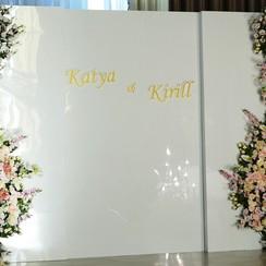 Wedding_decor_R.V. - декоратор, флорист в Харькове - фото 1